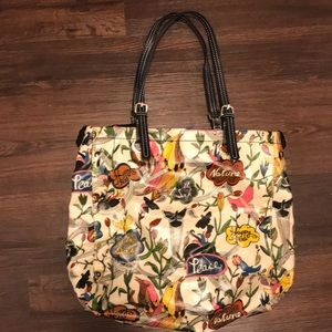 The Sak fossil nature purse